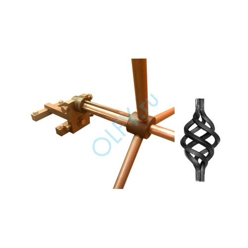 Станок для изготовления фонариков холодной ковки своими руками